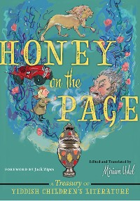 Cover Honey on the Page