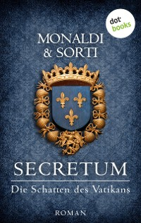 Cover SECRETUM - Die Schatten des Vatikans
