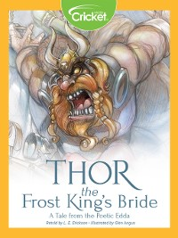 Cover Thor, the Frost King's Bride