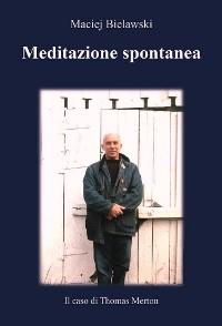Cover Meditazione spontanea.