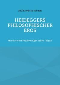 Cover Heideggers philosophischer Eros