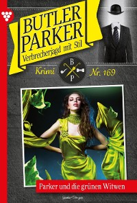 Cover Butler Parker 169 – Kriminalroman