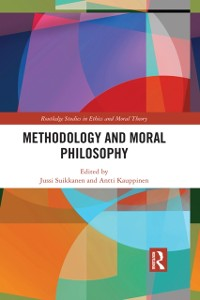 Cover Methodology and Moral Philosophy