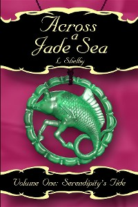 Cover Across a Jade Sea Vol. 1