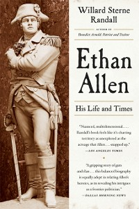 Cover Ethan Allen: His Life and Times