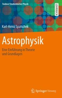 Cover Astrophysik