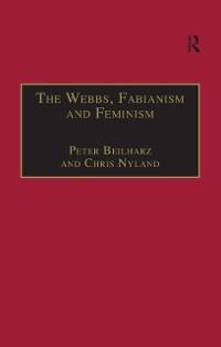 Cover Webbs, Fabianism and Feminism