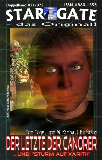 Cover STAR GATE 071-072: Der Letzte der Canorer