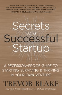 Cover Secrets to a Successful Startup