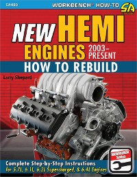 Cover New Hemi Engines 2003-Present