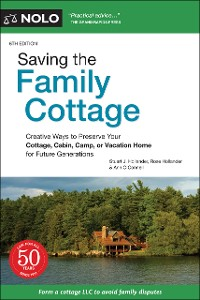 Cover Saving the Family Cottage