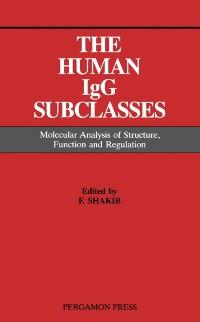 Cover Human IgG Subclasses