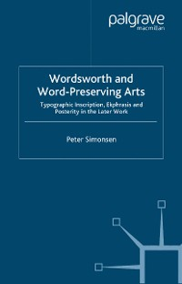 Cover Wordsworth and Word-Preserving Arts