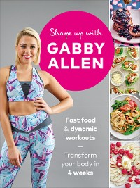 Cover Shape Up with Gabby Allen