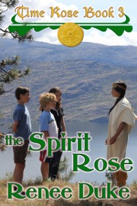 Cover Spirit Rose