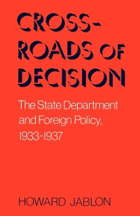Cover Crossroads Of Decision