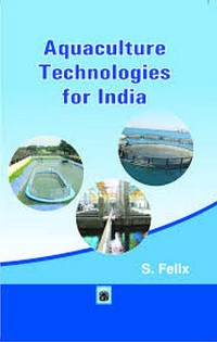 Cover Aquaculture Technologies For India