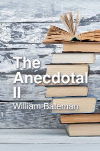 Cover The Anecdotal Ii