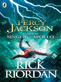 Cover Percy Jackson and the Singer of Apollo