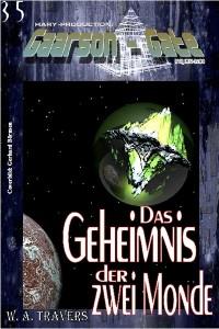 Cover GAARSON-GATE 035: Das Geheimnis der zwei Monde
