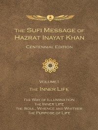 Cover The Sufi Message of Hazrat Inayat Khan, Volume I