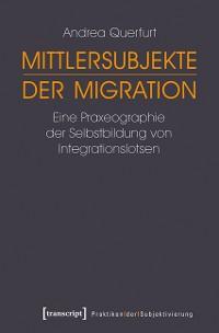 Cover Mittlersubjekte der Migration
