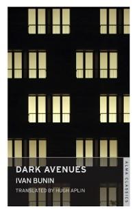 Cover Dark Avenues