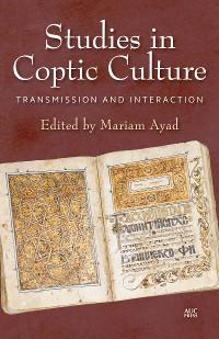 Cover Studies in Coptic Culture