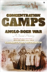 Cover Concentration Camps of the Anglo-Boer War