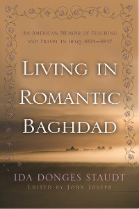 Cover Living in Romantic Baghdad