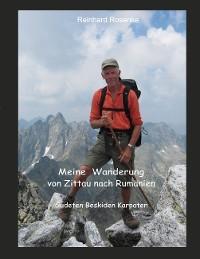 Cover Meine Wanderung von Zittau nach Rumänien