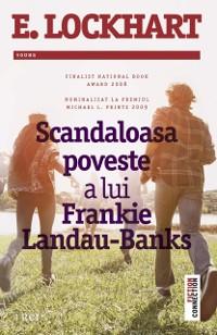 Cover Scandaloasa poveste a lui Frankie Landau-Banks