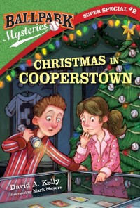 Cover Ballpark Mysteries Super Special #2: Christmas in Cooperstown