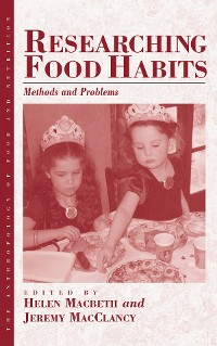 Cover Researching Food Habits