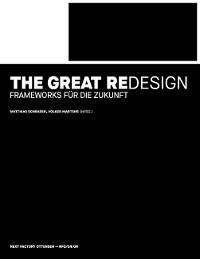 Cover The Great Redesign