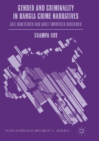 Cover Gender and Criminality in Bangla Crime Narratives