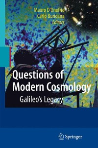 Cover Questions of Modern Cosmology
