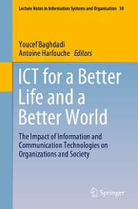 Cover ICT for a Better Life and a Better World