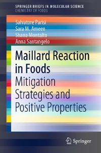 Cover Maillard Reaction in Foods