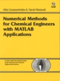 Cover Numerical Methods for Chemical Engineering