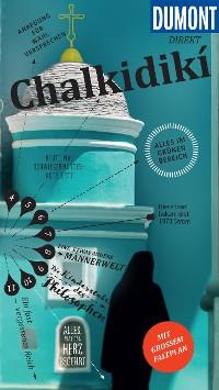 Cover DuMont direkt Reiseführer Chalkidiki