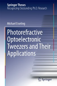 Cover Photorefractive Optoelectronic Tweezers and Their Applications