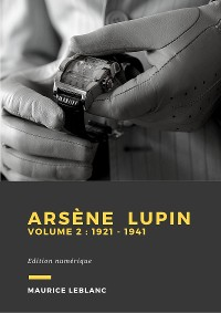Cover Arsène Lupin - Volume 2