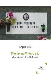 Cover Mio nonno Vittorio e io