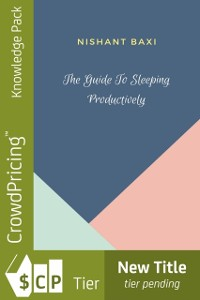 Cover Guide To Sleeping Productively