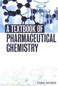 Cover A Textbook of Pharmaceutical Chemistry