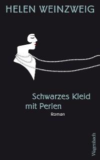 Cover Schwarzes Kleid mit Perlen