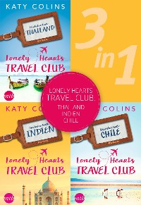 Cover Lonely Hearts Travel Club: Thailand - Indien - Chile (3in1)
