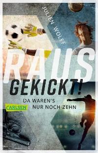 Cover Rausgekickt!