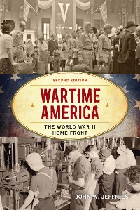 Cover Wartime America